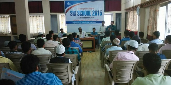 SIO School organised by SIO South Maharashtra