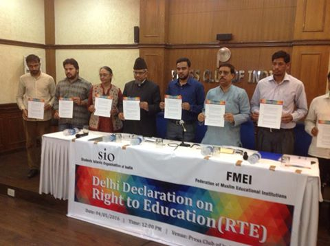 Delhi Declaration on Right to Education