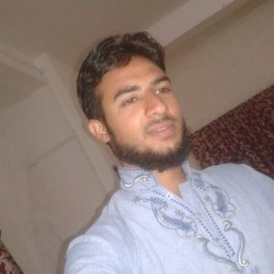 Aafaq Ahmed Nagori - Zonal Organizer (Madhya Pradesh West)