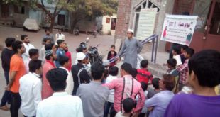 Public talk in Haya day Campaign