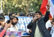 At MHRD, Shashtri Bhawan, New Delhi.