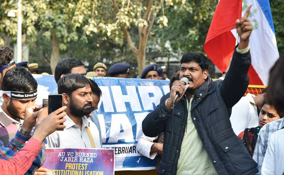 SIO President Nahas Mala, demanded  judicial probe in Najeeb's forceful disappearance.