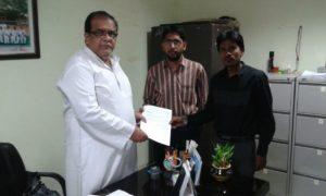 Memorandum to state Minority commission chairman.