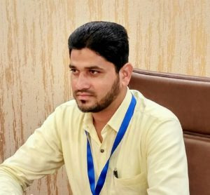 Mohammed Javed Iqbal - Zonal Secretary (Maharashtra North)