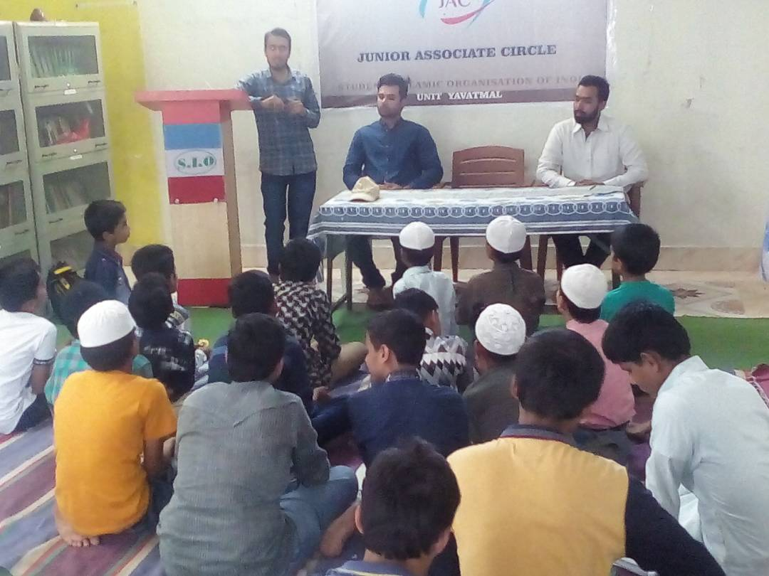 Summer Islamic Camp by SIO Yavatmal