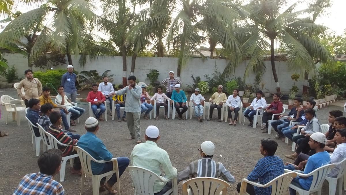 Islamic Personality Development Camp by SIO Gujarat