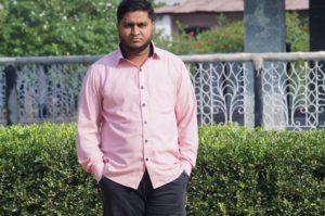 Ehtesham Ul Abrar - Zonal President(Jharkhand)