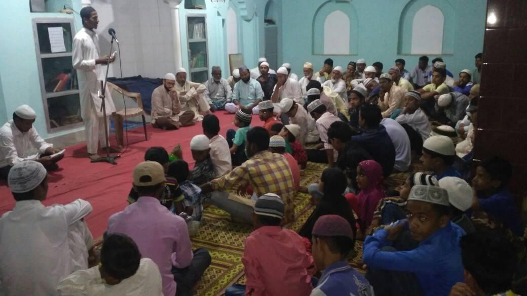 'Isteqbal E Ramadan' Program in Khijurtola(Ranchi)