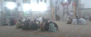 SIO Ujjain Unit organized tazkiyah program to bring up awareness regarding tazkiyah  SIO MP West zone