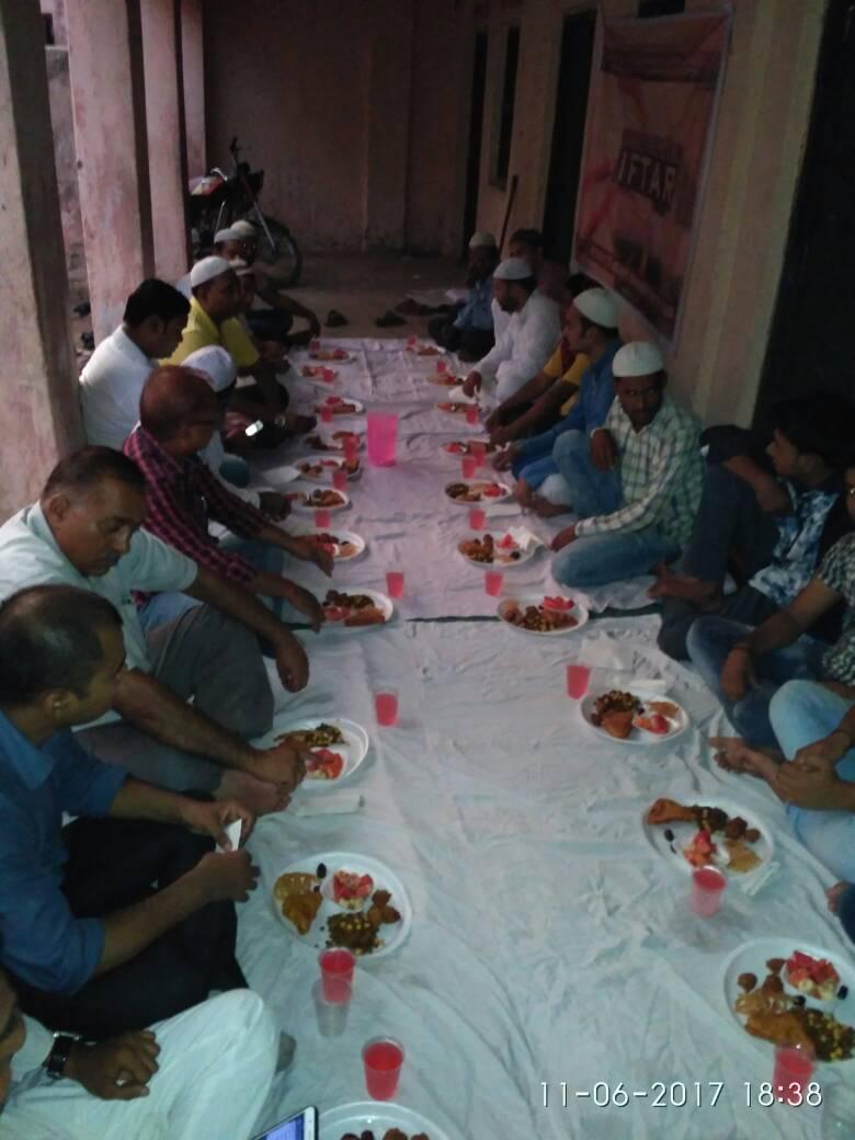 Iftar Get together in Daltonganj