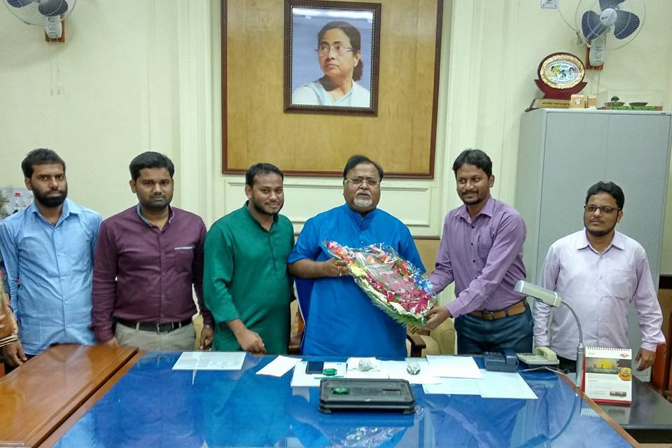 SIO West Bengal congratulates Education Minister for accepting the demand of Murshidabad University