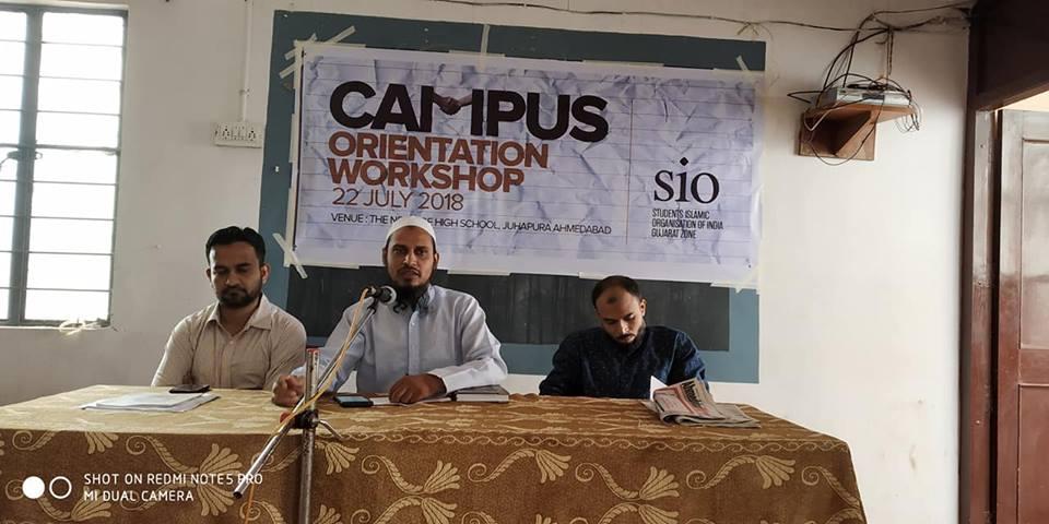 Campus Orientation Workshop