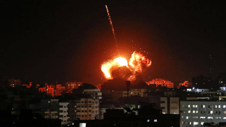 SIO strongly condemns renewed attacks on Gaza and calls on international community to take concrete steps.