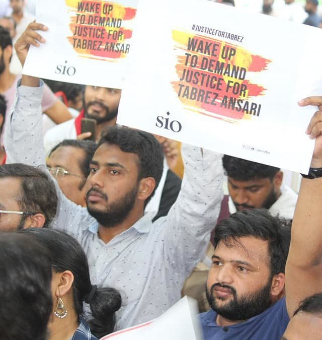 SIO Statement on the brutal lynching in Jharkahnd