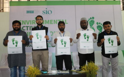 """CERT in collaboration with SIO launched the """"Green Footprints Initiative"""""""