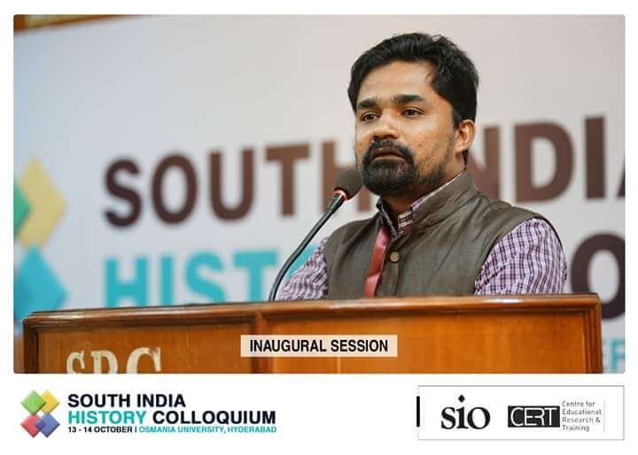 Composite Culture developed in the south, but not in the north. The history of Muslims dated back to 1300 A.D in the Deccan region, said Prof Suleman Siddique (Former Vice Chancellor, Osmania University)