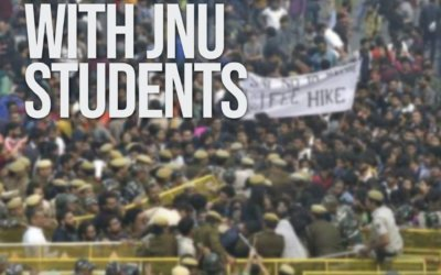 SIO condemns police crackdown on JNU students