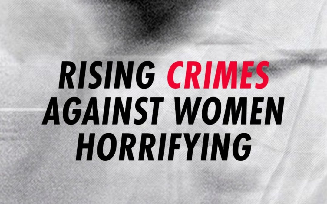 Rising Crimes Against Women Horrifying: SIO