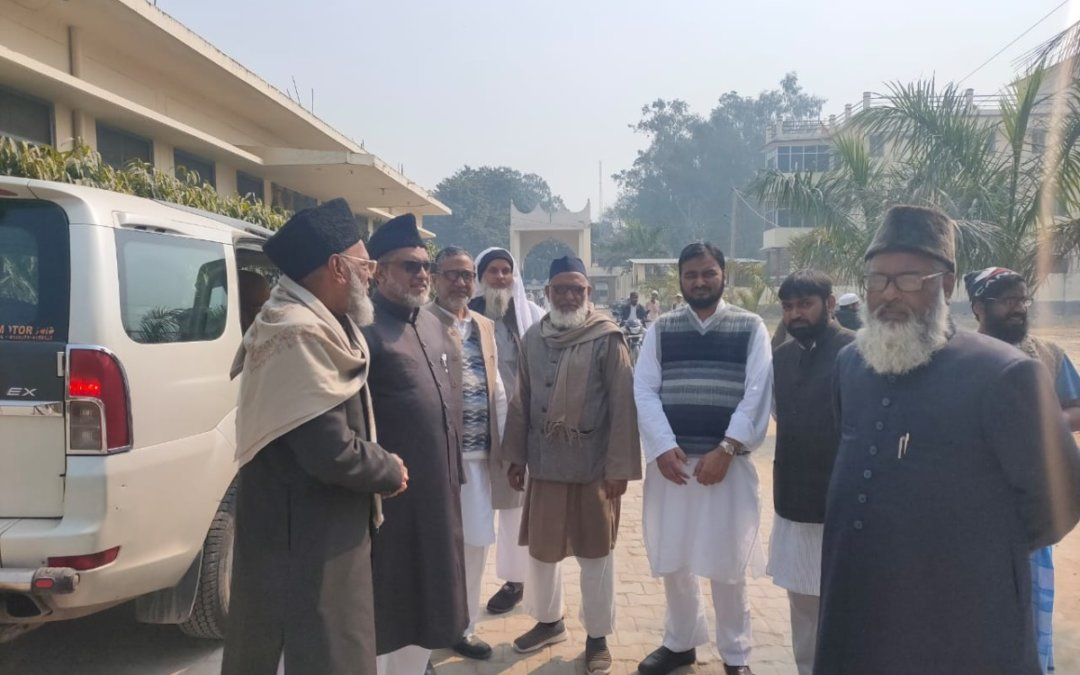 Release Moulana Tahir Madni and all other arrested protesters: SIO