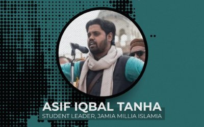 Asif Iqbal's arrest is baseless, arbitrary and a blot on the constitution; Home Ministry must release all political prisoners now!
