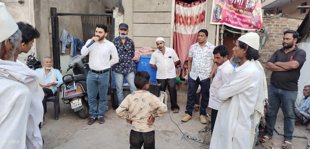 SIO Creates Awareness about RTE Act in Maharashtra through 'Shiksha ka Hak Abhiyan'