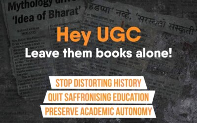 UGC's 'Unhistorical' History Syllabus an Attempt at Saffronisation of Education: SIO