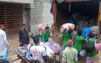 SIO provides relief in flood-affected areas of Madhya Pradesh